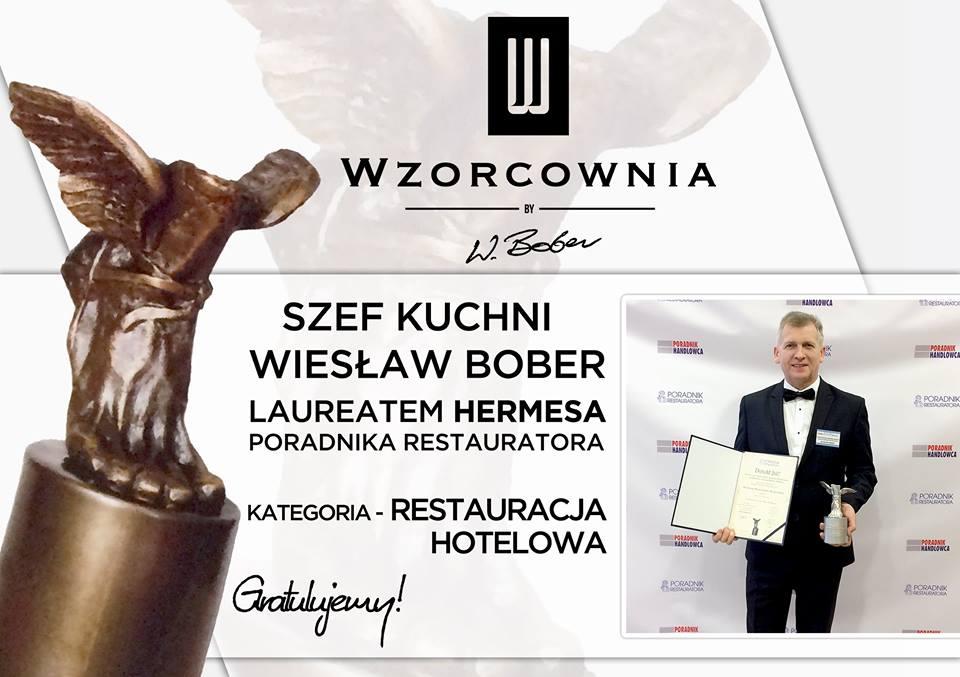 Wiesław Bober_Restauracja Wzorcownia