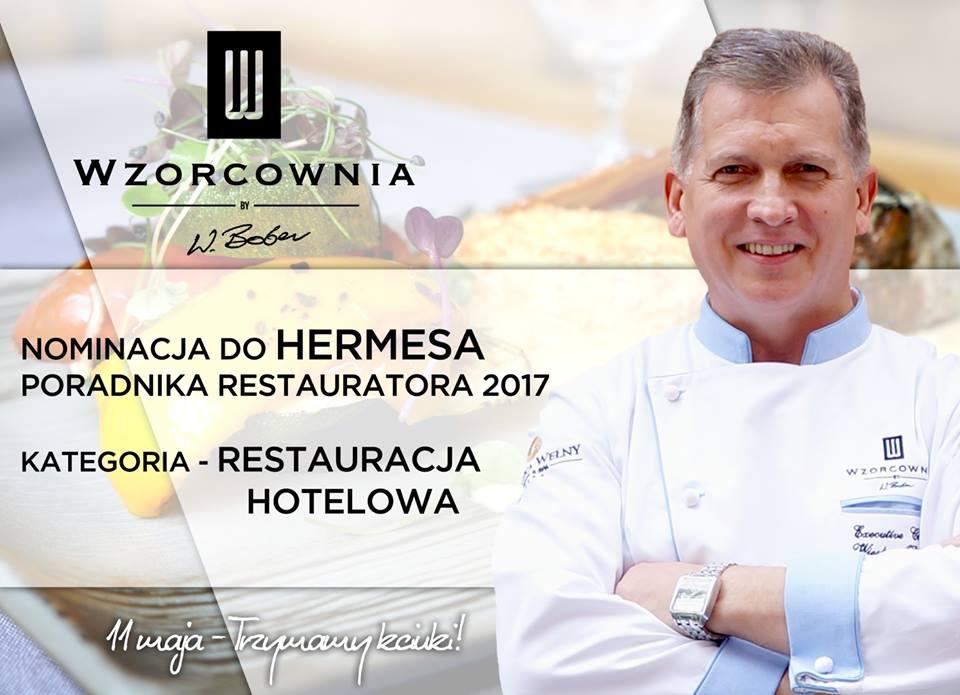 Szef Kuchni Wiesław Bober I Autorska Restauracja Wzorcownia