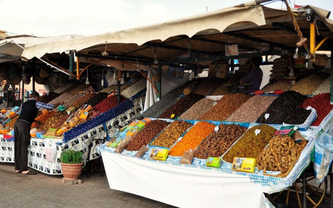 Kuchnia Maroka – z kulinarną wizytą w Oriencie