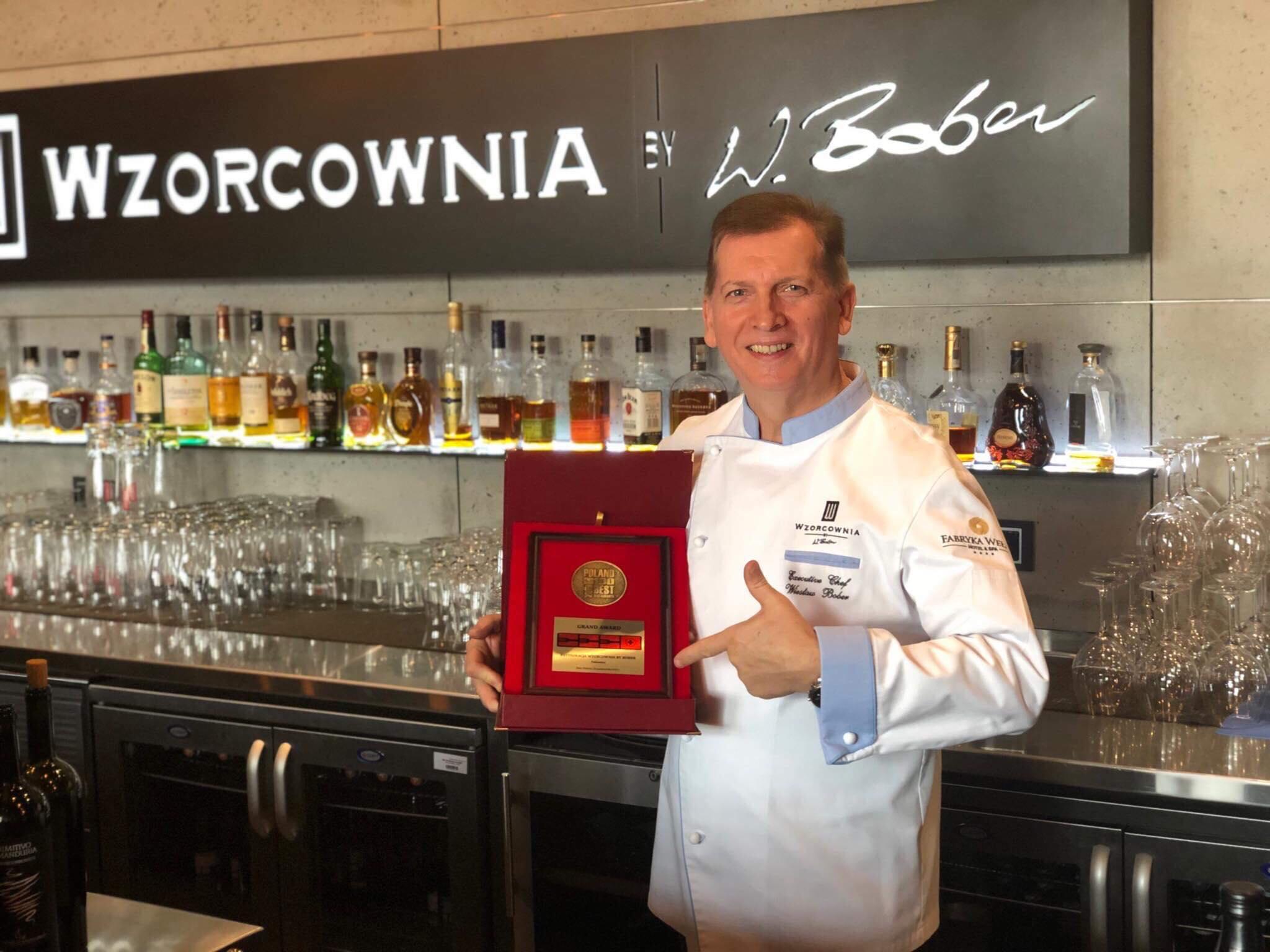 Wiesław Bober_Restauracja Wzorcownia Pabianice Grand Award 2019
