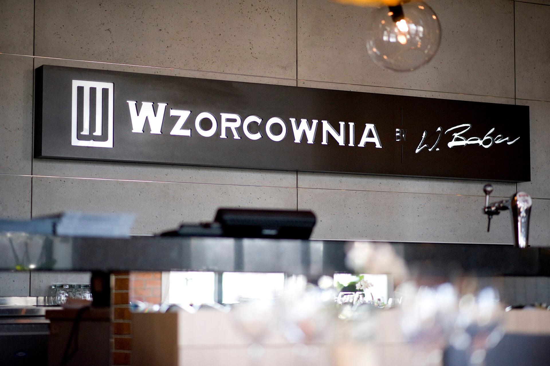 Wiesław Bober_Restauracja Wzorcownia w Pabianicach