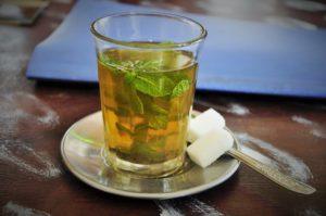 Kuchnia Maroka_Szef Kuchni Wiesław Bober poleca herbatkę miętową