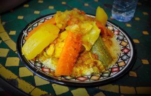 Kuchnia Maroka_Szef Kuchni Wiesław Bober poleca tadżin