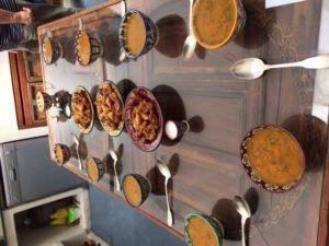 kuchnia Maroka_zupa harira_Wiesław Bober Szef Kuchni