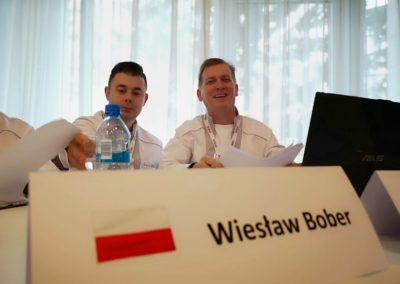 VII Kulinarny Rajd Mistrzów we Wrocławiu_Szef Kuchni Wiesław Bober