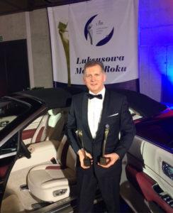 Luksusowa Marka Roku 2018 Twórca Luksusu Wiesław Bober