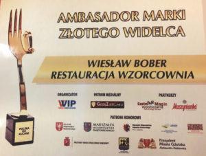 Szef Kuchni Wiesław Bober_Złoty Widelec